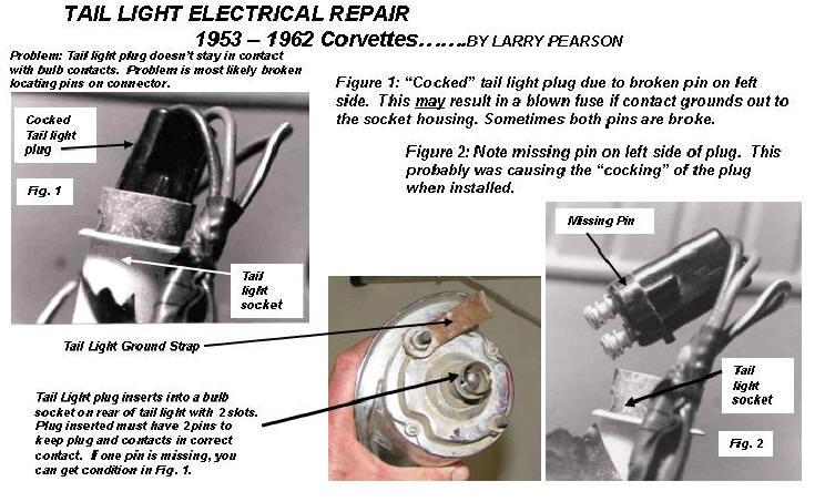 Taillight Repair 1