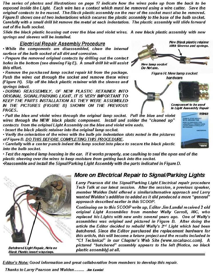 Taillight Repair 4